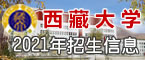西藏大学招生信息